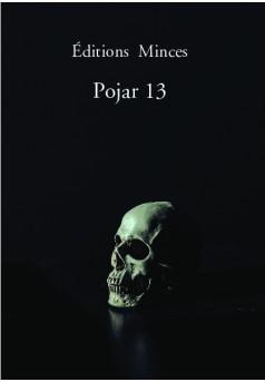 Pojar 13 - Couverture de livre auto édité
