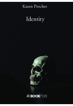 Identity - Couverture de livre auto édité
