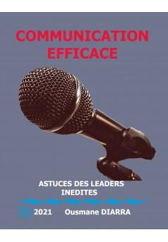 COMMUNICATION EFFICACE - Couverture Ebook auto édité