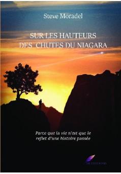 Sur les hauteurs des chutes du Niagara - Couverture de livre auto édité
