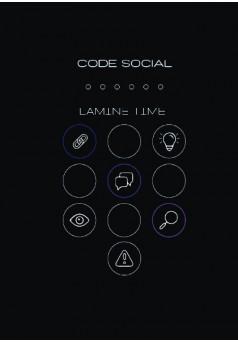 Code Social - Couverture de livre auto édité