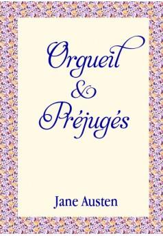 Orgueil et Préjugés - Couverture de livre auto édité