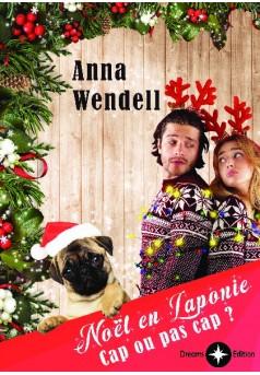 Noël en Laponie - Cap ou pas cap ? - Couverture de livre auto édité