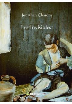Les Invisibles - Couverture de livre auto édité
