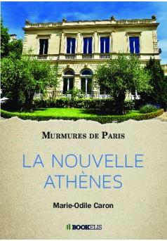 LA NOUVELLE ATHENES - Couverture de livre auto édité