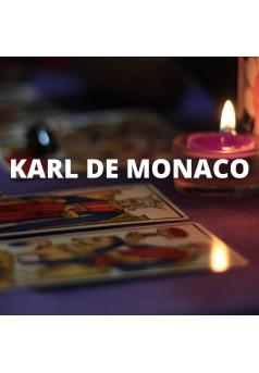 KARL DE MONACO - Couverture Ebook auto édité