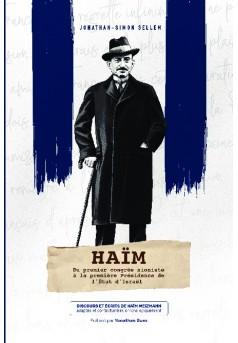 Haïm - Couverture de livre auto édité