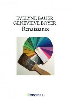 Renaissance - Couverture de livre auto édité