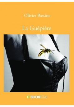 La Guêpière - Couverture de livre auto édité