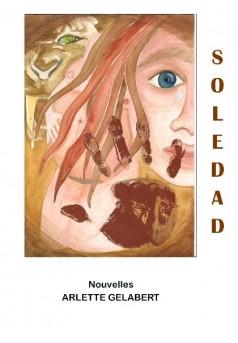 SOLEDAD - Couverture de livre auto édité