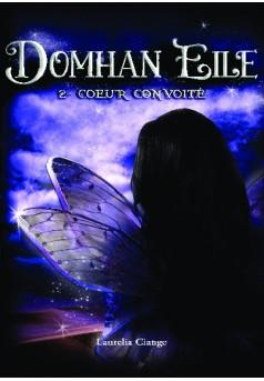 Domhan Eile - Couverture de livre auto édité