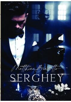 SERGHEY - Couverture de livre auto édité