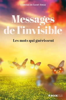 Messages de l'invisible - Couverture Ebook auto édité
