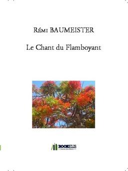 Le Chant du Flamboyant - Couverture de livre auto édité