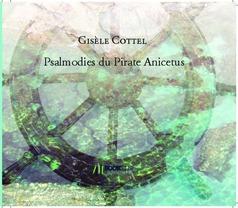 Psalmodies du Pirate Anicetus - Couverture de livre auto édité