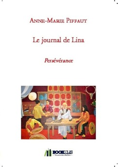 Le journal de Lina - Couverture de livre auto édité