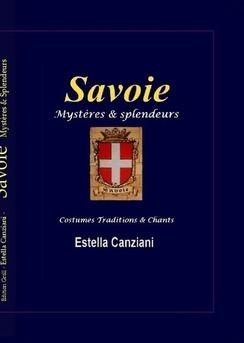 Savoie  - Couverture de livre auto édité