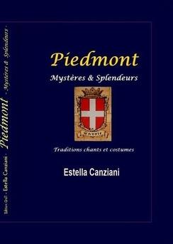 PIEDMONT - Couverture de livre auto édité