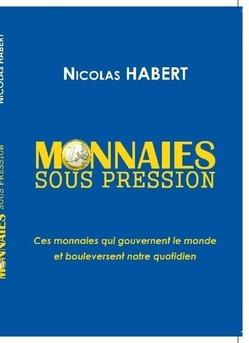 MONNAIES SOUS PRESSION - Cover book