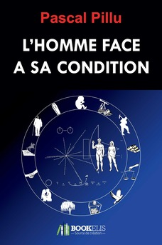 L'homme face à sa condition - Couverture Ebook auto édité