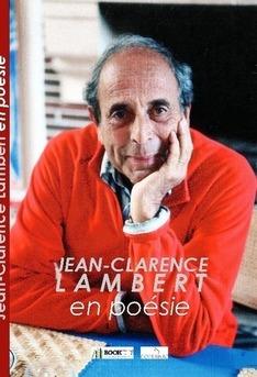Jean-Clarence Lambert en poésie - Cover book