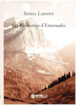 Les Royaumes d'Emeraudes - Couverture de livre auto édité