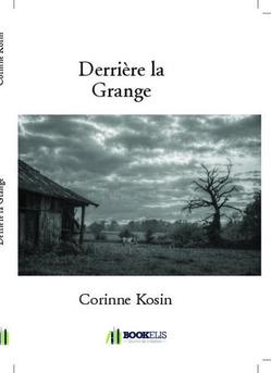 Derrière la Grange - Cover book