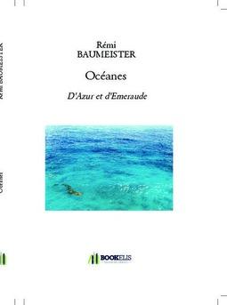 Océanes - Couverture de livre auto édité