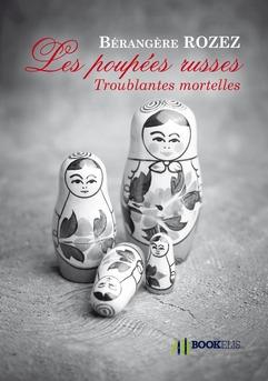 Les poupées russes - Couverture Ebook auto édité
