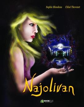 Najolivan - Couverture Ebook auto édité