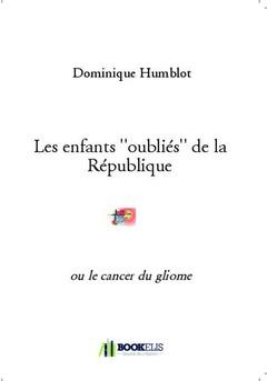 """Les enfants """"oubliés"""" de la République"""