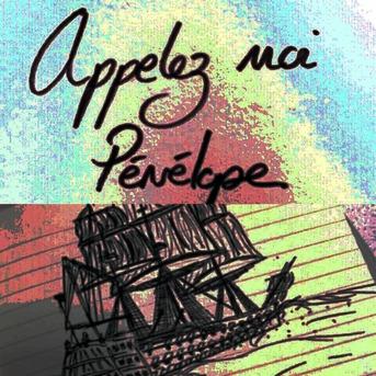 Appelez-moi Pénélope! - Couverture Ebook auto édité