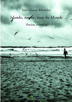 Islande, nature, tour du Monde - Cover book