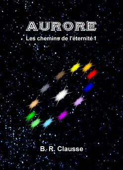 Aurore - Couverture Ebook auto édité