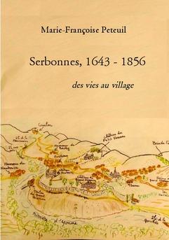 Serbonnes, 1643 - 1856 - Cover book