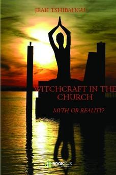 WITCHCRAFT IN THE CHURCH - Couverture de livre auto édité