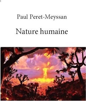 nature humaine - Couverture Ebook auto édité