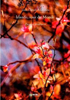 Irlande, tour du Monde - Couverture de livre auto édité