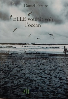ELLE, voulait voir l'océan - Couverture Ebook auto édité