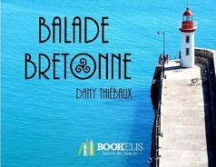 Balade bretonne - Couverture de livre auto édité
