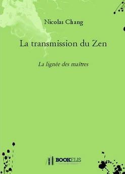 La transmission du Zen - Couverture Ebook auto édité