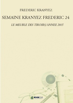 SEMAINE KRANYEZ FREDERIC 24
