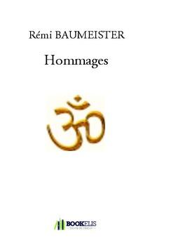 Hommages - Couverture de livre auto édité