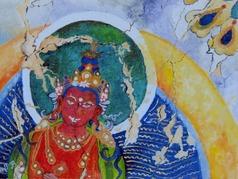 L'oeil de Shiva... De Leonora à Anna - Couverture Ebook auto édité