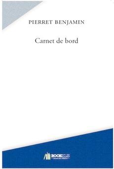 Carnet de bord - Couverture de livre auto édité