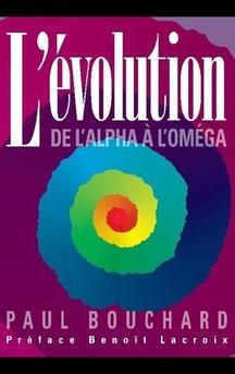 L'évolution de l'Alpha à l'Oméga - Couverture de livre auto édité
