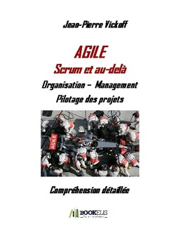 Agile Scrum Management - Cover book