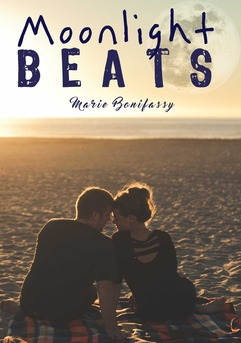 Moonlight Beats - Couverture Ebook auto édité