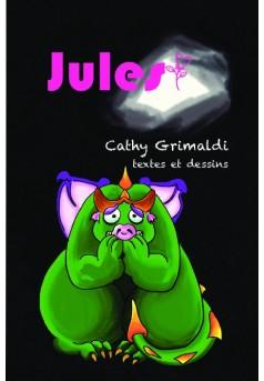 Jules - Couverture de livre auto édité
