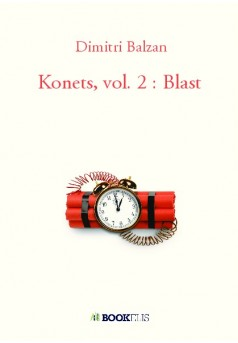 Konets, vol. 2 : Blast - Couverture de livre auto édité